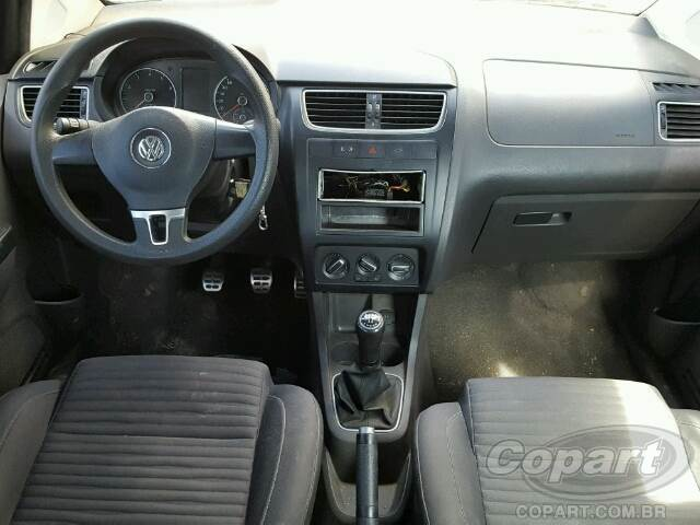 2012 Volkswagen Fox