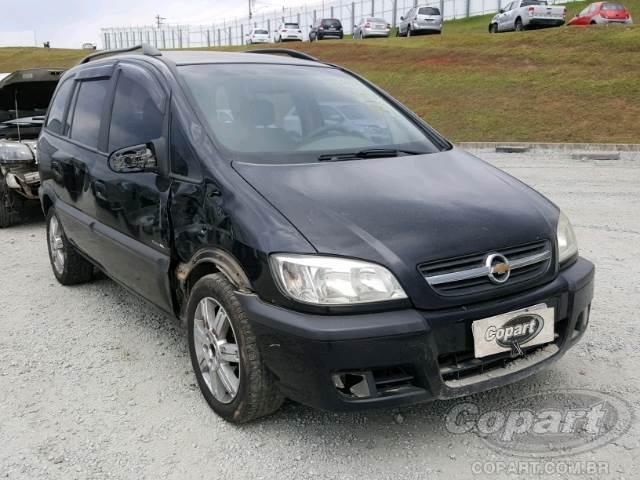 2010 Chevrolet Zafira Leilo Online Copart Brasil