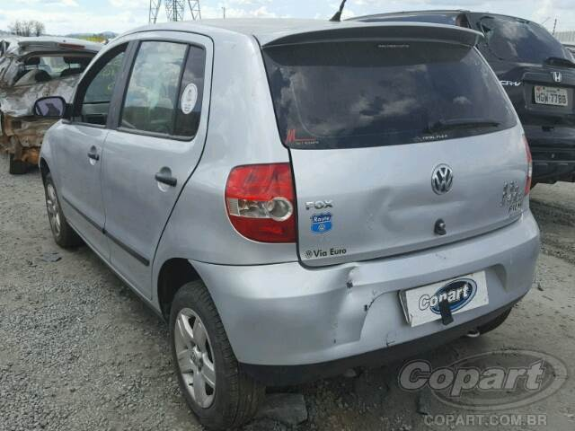 2009 Volkswagen Fox