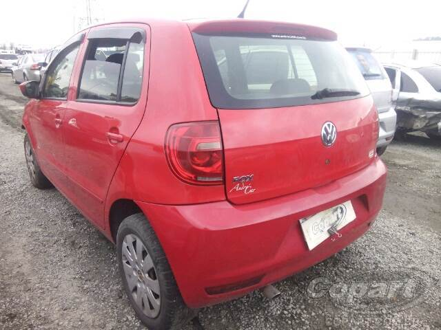 2011 VOLKSWAGEN FOX