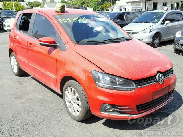 2015 Volkswagen Fox