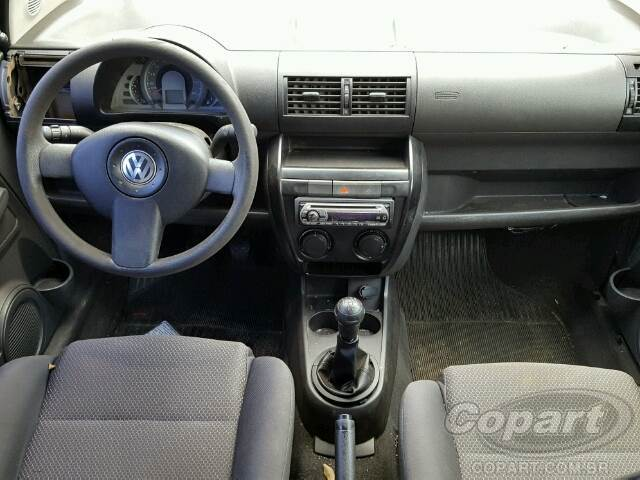 2005 Volkswagen Fox
