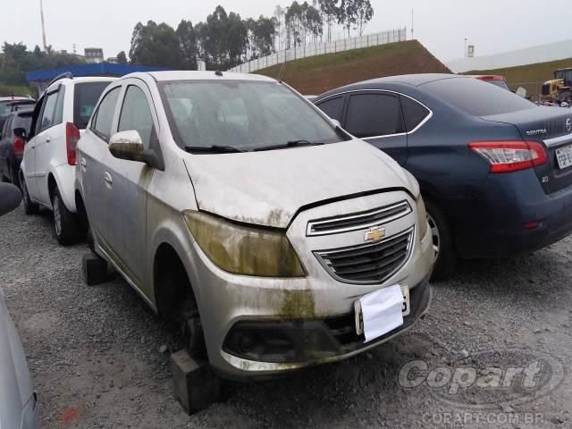 2013 Chevrolet Onix Leilo Online Copart Brasil