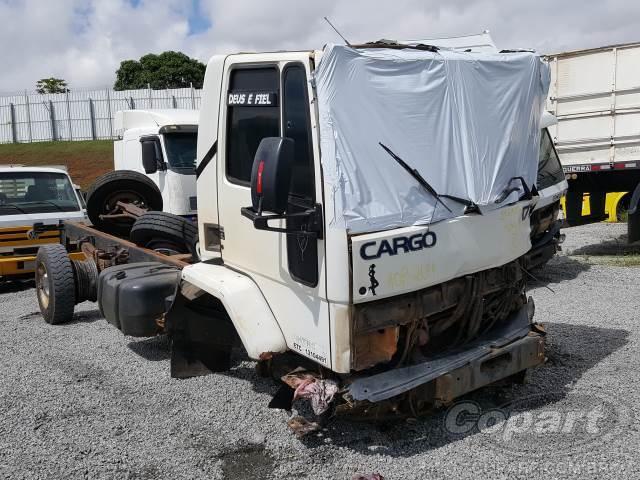 2010 Ford Cargo 1722e Leilao Online Copart Brasil