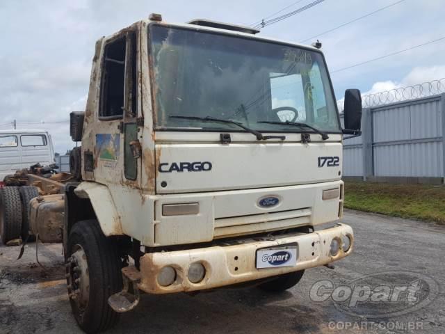 2009 Ford Cargo 1722e Leilao Online Copart Brasil